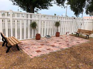 Jardín conmemorativo