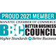 Better Business Council 2021 logo