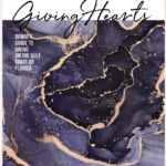 front cover of SRQ magazine giving hearts publication