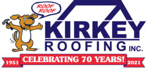 Kirkey Roofing logo